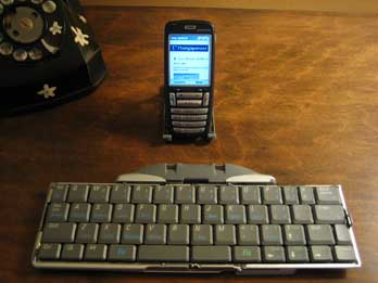Bluetooth Keyboard for Windows Mobile