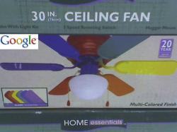 Google Ceiling Fan